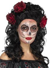 Day of the Dead Accessories  - Fancy Dress Costumes, Party Supplies Ireland - LittleStarParties Online Party Shop