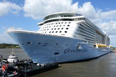 Quantum of the Seas River Ems Conveyance