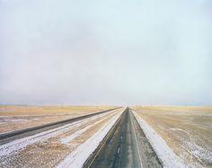 """Elmar Haardt: """"Interstate 1"""", 2011"""