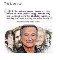 Robin Williams Shocking