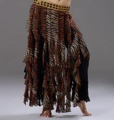 New Sexy Tribal Belly Dance Costume Tiger Skirt Hip Scarf Skirt Dress 2 Color Tribal Belly Dance, 2 Colours, Dance Costumes, Dress Skirt, Sexy, Color, Dresses, Clothing, Accessories