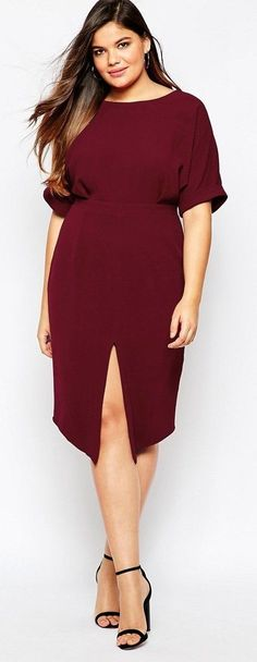 moda plus size ou curvy Plus Size Fashion For Women, Plus Size Women, Plus Fashion, Womens Fashion, Fashion News, Fashion Online, Fashion Trends, Plus Size Dresses, Plus Size Outfits