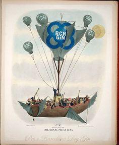 BCN GIN´s Balloon