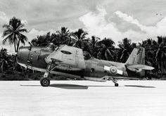 "retrowar: "" Avenger from the Royal New Zealand Air Force """