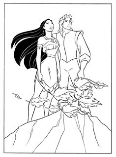 pocahontas coloring pages coloring diy