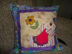 Almofada de Páscoa | Páscoa 4 | Maria Consuelo Montes Ribeiro Cravo | Flickr