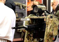 Bel Tec Airsoft Sentry Gun Video