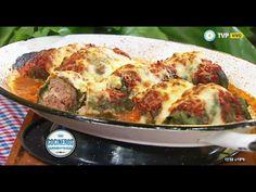 Niños envueltos de carne en hojas de acelga gratinados - Recetas – Cocineros Argentinos