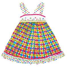 Babeeni strapped smocking dress :  One in our new collection for 2012 summer - a strapped smocking dress for hot baby girls.   Many colors and design for your choice at www.babeeni.com
