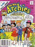The cute little Archies digest, worth a flashback...