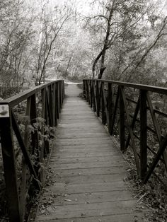 Black and White Bridge From Minnesota's by ShawnaBPhotography, $15.00