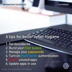 The Factionary, Techiman. Multi Factor Authentication, Pc Repair, Mac Pc, Computer Tips, Information Technology, Facebook Sign Up, Cyber, Filter, Bubbles
