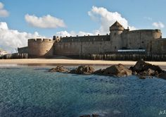 Saint Malo: A fortified city, ancient home of corsairs and pirates