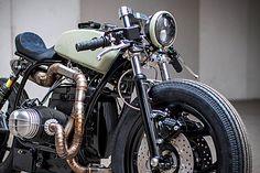 Ironwood Custom BMW R80 Motorcycle