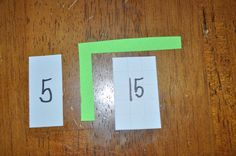 visual way to teach division and multiplication #homeschool