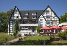 Hotel Hitthim, Kloster, Insel Hiddensee, Ostsee, Mecklenburg-Vorpommern, Deutschland