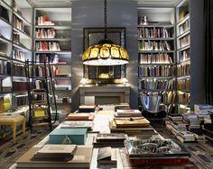 Libraries at home