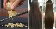 Get rid of frizzy gray hair-as we age up our hair stops growing and also starts graying. Hair loss and gray hair are the most common problem faced by most Stop Hair Loss, Healthy Exercise, Tips Belleza, Grow Hair, Health Remedies, Healthy Tips, Healthy Habits, Hair Growth, Natural Remedies