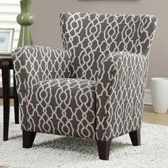 Bell Arm Chair