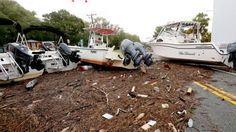 Florida coast battered by Hurricane Hermine - BBC News http://bbc.in/2cel6qx via earthcentral.org #hng