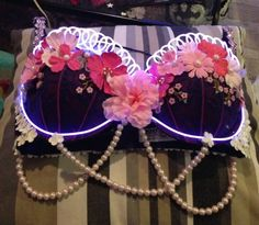 EDC BRA. I love the lights. After Global I'd love to go to EDC.
