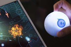 #yonos_dicas • Animem as tardes de outono com a Sphero 2.0 - Abola inteligente e divertida :D Saibam tudo em http://tecnologiay.com/ #yonos_tips #sphero #bolainteligente