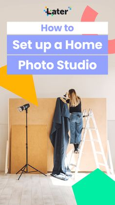 If social distancing and COVID-19 restrictions have put your professional shoots on pause, it might be time to set up your very own home photography studio? With just a few tools and tips, you can create beautiful, visual content for your business or personal brand at home — sweatpants optional, but highly recommended! Here are 9 tips for taking killer products shots at home. #photography #homestudio #photographytips