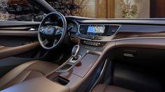 2017 Buick LaCrosse an evolution of sharp Avenir concept