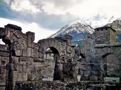 12 of Italy's Must See Ancient Ruins