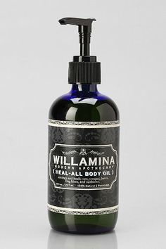 Willamina Modern Apothecary Heal All Body Oil - Urban Outfitters