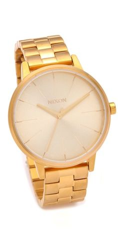 love this nixon watch