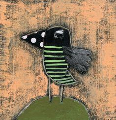 Funky bird :)