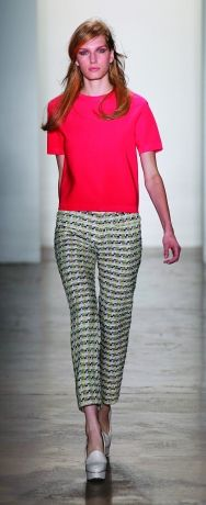 Peter Som. Spring 2012 Collection. Amazing look!