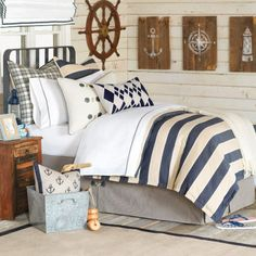 Great bedding for the kids, or the vacation home. We have it all. #coolbedding