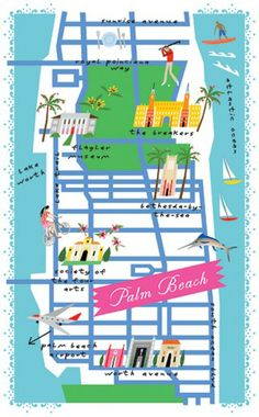 Palm Beach - a great place to go for a private beach vacation weekend! such a glamorous place and Worth Ave shops are fun to look at!