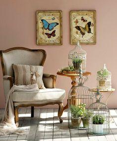 Detalhe charmoso: cadeiras e poltronas