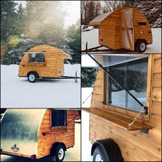 Teardrop Trailer - Latest Custom Build by Caged Crow Fabrication.  Multi-Purpose Trailer.   Mobile Retail| Food Trailer | Mobile Bar | Food Truck | Camper Trailer | Beverage Cart | Wine Bar | Farmers Market Stand | Ticket Booth | Info Booth | Beer Cart | Sidewalk Cafe | Street Food #mobilemarketingtruck