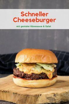 Kettyle beef burger mit dry aged