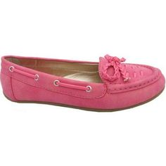 Yokids Abbie 53K Girls' Flats Shoes, Infant Girl's, Size: 12, Pink