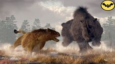 5 Most Lethal Prehistoric Predators Of Ice Age.