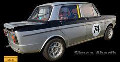 Simca Abarth 1150 (1962–1963)
