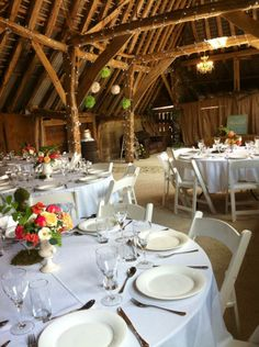Horseshoes Barn May 2013 Open Weekend www.thehousemeadow.co.uk Kent wedding venue