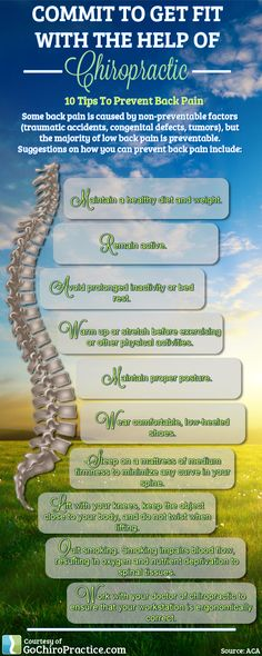 Commit to Chiropractic to make yourself become #Healthy and #Thriving