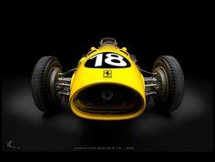 Ferrari Tipo 500 F2 #18 1953 by Zuugnap, via Flickr