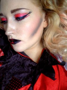 Teuflisch gut! Halloween Make-Up