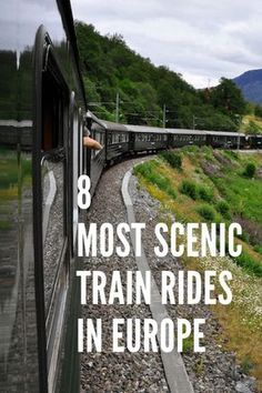 8 Most Scenic Train Rides in Europe - Only Once Today