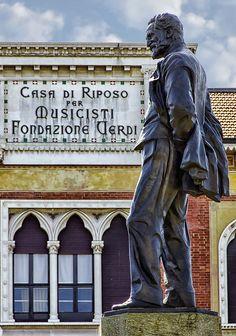 Casa di Riposo per Musicisti - Milano, Italy