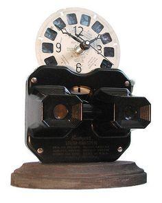 viewfinder clock