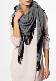 Codello - Schal - light grey/black