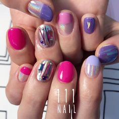 Spring Nails, Summer Nails, Idol Nails, Hawaiian Nails, Xmas Nails, Gel Manicure, Fashion Plates, Nail Arts, Nails Inspiration